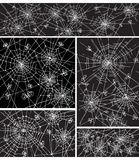 Web background pattern set IV Stock Photo
