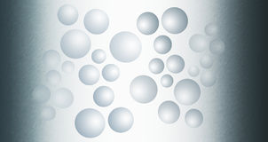 Web background, textures, wallpapers. Background for the screen or Web site wallpaper, poster with balloons flying Stock Image
