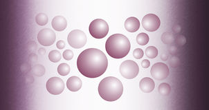 Web background, textures, wallpapers. The background for the website or for display in shades of purple with bubbles Royalty Free Stock Photography