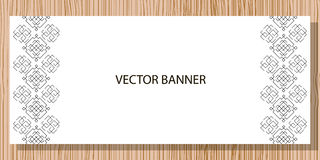 Web banner Royalty Free Stock Photos
