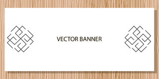 Web banner Stock Image