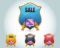 Web Banner Template Vector Design Stock Photo