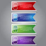 Web Banner Vector Design Royalty Free Stock Photo