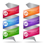 Web Banner Vector Design Royalty Free Stock Image