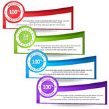 Web Banner Vector Design Stock Photos