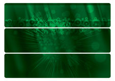Web banners. Hand-painted background for web stylish banners Royalty Free Stock Images