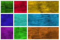 Web banners. Hand-painted background for web stylish banners Stock Photo