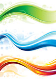 Web Banners. Set of technology web background/banner