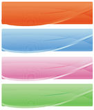 Web banners Royalty Free Stock Image