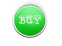 Web button-buy Royalty Free Stock Photography