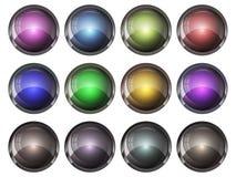 Web button set Stock Photo