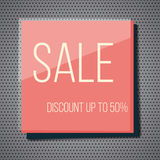 Web button for website or app or business. Vector Royalty Free Stock Images