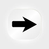 Web buttons icon for website or app. Vector EPS 10. Royalty Free Stock Images