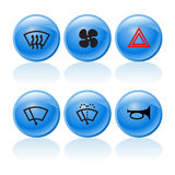 Web buttons 2 Royalty Free Stock Photo