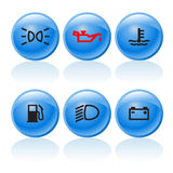 Web buttons 3 Royalty Free Stock Photo