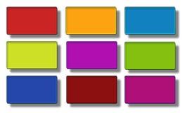 Free Web Buttons- Rectangle 04 Stock Photos - 30996543