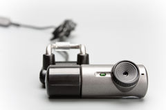 Web camera. On grey background Royalty Free Stock Images
