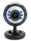 Web camera Royalty Free Stock Photo