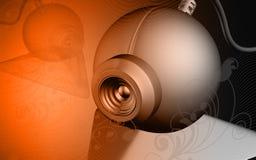 Web camera Stock Photography