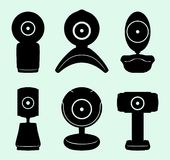 Web camera Stock Images