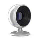 Web camera on white background Stock Photo