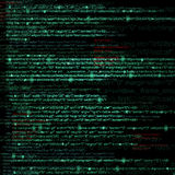 Web Computer Code Abstract Background Royalty Free Stock Image