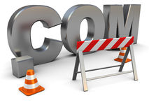 Web Construction Royalty Free Stock Images