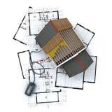 Web d'architecture Photos libres de droits