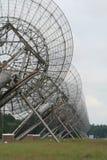 Web das antenas Fotos de Stock