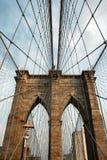 Web de Brooklyn Imagenes de archivo