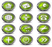 Web de graphismes Photographie stock libre de droits