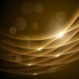 Web de oro Imagen de archivo libre de regalías