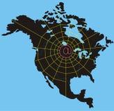 Web degli S.U.A. illustrazione di stock