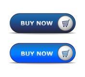 Web del botón Imágenes de archivo libres de regalías