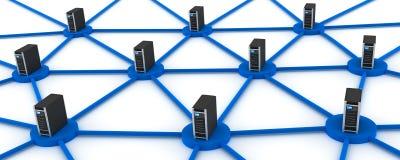 Web del servidor