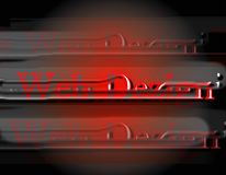 Web design Stock Photo
