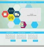 Web design Photo libre de droits