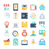 Web Design and Development Vector Icons 3 Stock Image