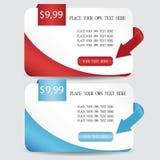 Web design elements Stock Photography