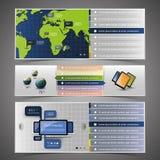 Web Design Elements Stock Photo