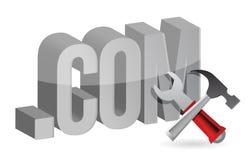 Web design symbol or concept Royalty Free Stock Photo