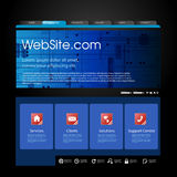 Web design technology concept Royalty Free Stock Photography