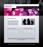 Web design templates Stock Photo