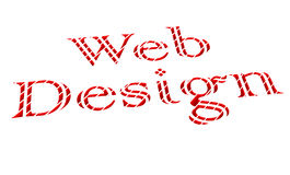 Web Design for Web Sites stock images