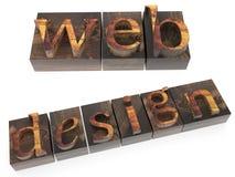 Web design Stock Photography