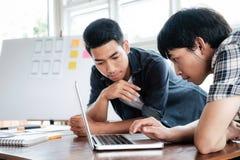 Web designer, UX UI designer planning application for mobile phone.  royalty free stock images