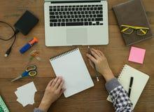 Web designer Royalty Free Stock Photo