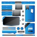 Web designing element. Illustration of web designing element Royalty Free Stock Photo