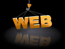 Web development Stock Images