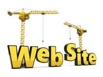 Web development Royalty Free Stock Images